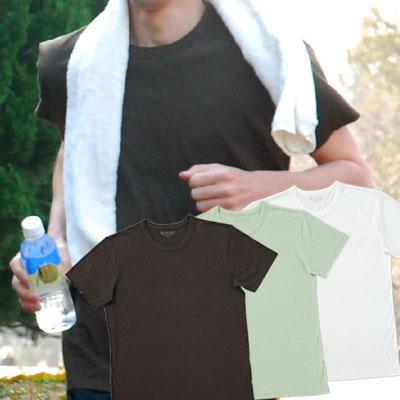 竹布Tシャツ(Vネック)